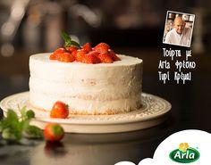 Διαγωνισμός Arla Greece με δώρο τούρτα από τον Στέλιο Παρλιάρο και cooler bag με προϊόντα Arla (11 νικητές) https://getlink.saveandwin.gr/aR7