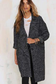 Tatum Marled Coat