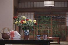 Equinox flower, Yasujiro Ozu Cinematic Photography, Fashion Photography, Japanese Film, Film Movie, Cinema Film, Movies, Film Director, Film Stills, Filmmaking