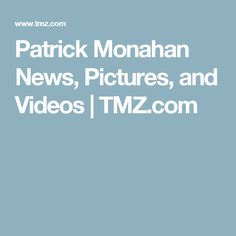 Patrick Monahan  News, Pictures, and Videos | TMZ.com