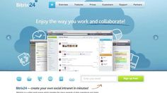 Bitrix24 is a free collaboration suite with 35+ tools.  #startup #cool #tech #collaboration #collaborate #productivity #tools #team #teamwork