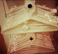 Pearl hangers- must get these for shows.