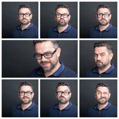 Test des Sigma Art 50mm 1.4 - ich liebe es jetzt schon (leider war kein anderes Modell verfügbar) #sigma #sigmaart #konradporodphotography #portrait #test #collage
