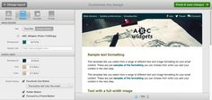 Easily Design Your Own Email Templates - http://www.enewslettersolutions.com/easily-design-your-own-email-templates