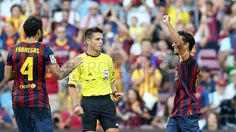 Discover the Barça's latest news, photos, videos and statistics for this match for the La Liga match between FC Barcelona - Levante, on the Sun 18 Aug BST. Fc Barcelona, One Team, Photo Galleries, Football, Games, Club, The League, Photos, Soccer