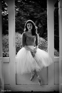 Dancer - Madison Keesler.  Location - Sutro Heights Park. San Francisco, California.  © 2011 Oliver Endahl
