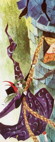 Rapunzel - Gordon Laite
