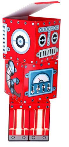 Robot Storage boxes