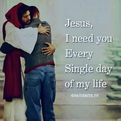 Because with Christ I am nothing Bible Verses Quotes, Faith Quotes, Scriptures, Christ Is Risen, Jesus Is Lord, God First, Christian Quotes, Christian Men, Religious Quotes