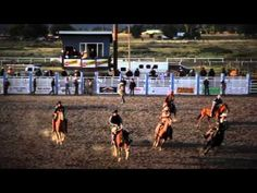 Ranch Rodeo Bronc Riding Qualifiers 9-04-2015