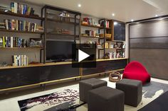 Get small space design ideas for your home's lower level.