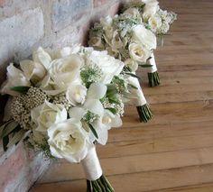 bridesmaids boquets