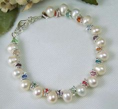 Item PB101 Beaded Jewelry Bracelet by Jades Creations Handcrafted Beaded Jewelry: