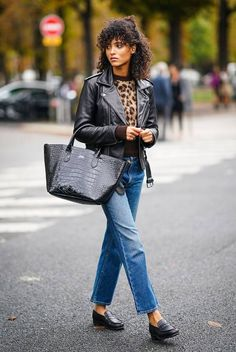 Black Loafers Outfit, Loafers For Women Outfit, How To Wear Loafers, Best Loafers, Flatform, Outfits Mujer, Wearing Black, Suits, Ideias Fashion