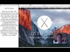 OS X El Capitan Split Screen and Mission Control