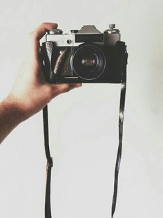 I would be taking pictures of models and outfits and accessories as a stylist. A camera is a necessity in the fashion industry.