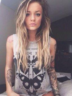 Arm and sleeve tattoos