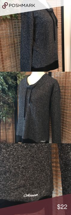 Soft and Cozy Draw String Sweatshirt Comfortable and stylish sweatshirt by Colosseum. Excellent condition! No rips, tears, stains, or piling. Shop with confidence! ✅High quality items! 👯‍♂️Posh Mentor! 📦Fast shipping! 🛍Bundle to save! 👍Top 10% Seller. Tops Sweatshirts & Hoodies