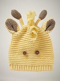 Love this Gap hat!!! I wish it came in Lucy's size...just have to wait till the next baby..