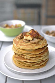 Gluten Free Chickpea Pancakes