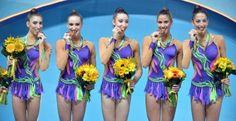 ¡¡¡¡¡¡Campeonas!!!!!La Gimnasia Rítmica española reclama más visibilidad en Facebook tras convertirse en Campeona del Mundo en los mundiales de Kiev 2013