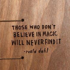 Roald Dahl – Coptic Journal
