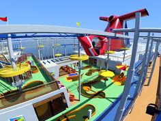 8 Must See Features on the Carnival Vista