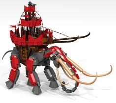 LEGO Ideas - Mumakil - The Oliphaunt