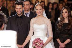 Νίκος και Ναταλία – Γάμος στο Polis One Shoulder Wedding Dress, Wedding Dresses, Fashion, Bride Dresses, Moda, Bridal Gowns, Fashion Styles, Wedding Dressses