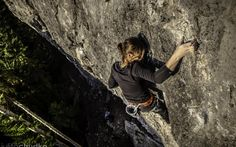 jaroniec on I love climbing