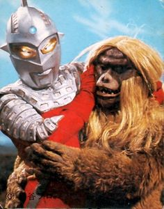 When the shrooms are taking you down a rabbit hole but your friend on acid is trying to drag you back out Weird Vintage, Vintage Horror, Mejores Series Tv, Robot Monster, Sci Fi Horror, Fantasy Movies, King Kong, Fantasy Creatures, Godzilla