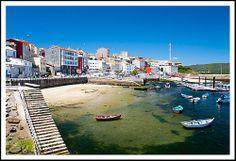 Fisterra. (A Coruña), Galicia. Spain.