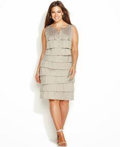 Ideas de vestidos para gorditas | Colección fiesta 2015