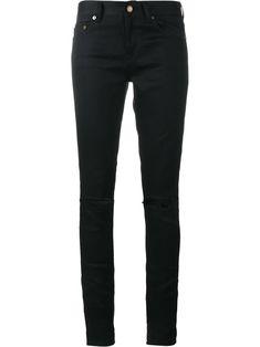 37b838f62d1d Saint Laurent Distressed Skinny Jeans - Farfetch