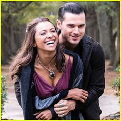 12 Moments From Bonnie & Enzo's Relationship We'll Never Stop Loving | Kat Graham, Michael Malarkey, Television, The Vampire Diaries | Just Jared Jr.