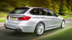2014 BMW 328d xDrive Sports Wagon - Long-Term Test Wrap-Up, a 575 miles on a fill up diesel wagon that's still a sports car on a back road!