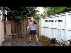 Kettlebell Moves: Kettlebell Clean