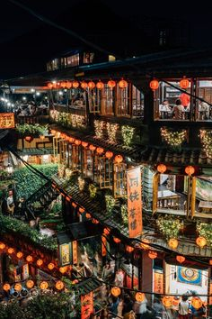 Jiufen town, Taiwan The town that inspired the architecture in Spirited Away! Aesthetic Japan, City Aesthetic, Travel Aesthetic, Spring Aesthetic, Aesthetic Colors, Beige Aesthetic, Taiwan Travel, Asia Travel, Tokyo Japan Travel