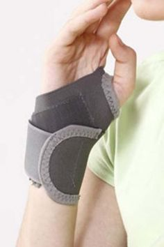 Tynor Wrist Brace With Thumb E-06- Controlled compression, anatomical thumb placement. Shop Now: http://www.buydirekt.com/tynor-wrist-brace-with-thumb-e-06