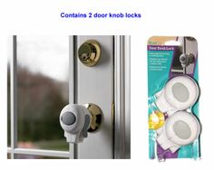 safety lock for door