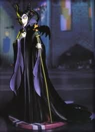 Malificent is my favorite Disney evil villain