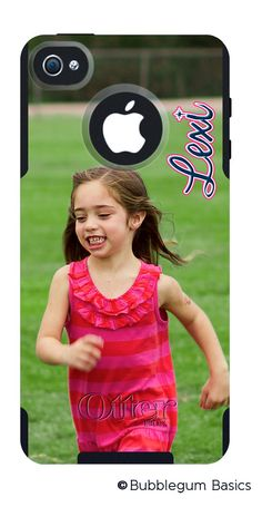 Personalized #Monogram #OTTERBOX COMMUTER iPhone 5 5S 5C 4/4S Case - Custom Photograph Logo photo