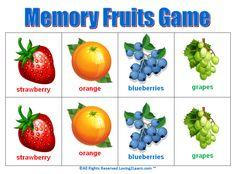 Printable+Memory+Matching+Games