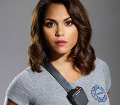 Monica Raymund |Gabrielle Dawson of Chicago Fire | NBC