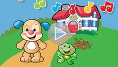 Baby Videos - Laugh & Learn Webisodes, Videos & Cartoons | Fisher-Price
