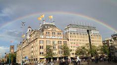 Amsterdam, de dam.