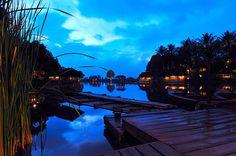 Pagi di Kampung Sampireun - Morning at Sampireun Village