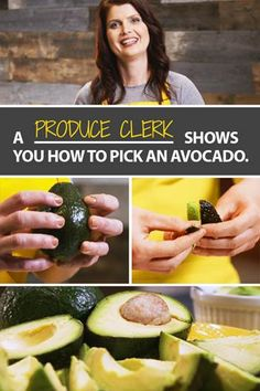 Watch UFCW member Maia Dubar, Stop and Shop (Connecticut) produce clerk and member of Local 919, show you how to cut, peel, slice and serve avocados—just in time for Cinco De Mayo. Visit ufcw.org/how-tos/ to subscribe to UFCW's DIY tips from more experts in our union family.