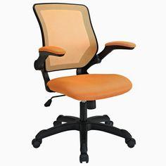 Veer Office Chair in Orange