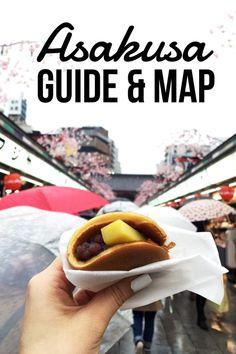 Things to do Asakusa | Asakusa Tokyo | Asakusa Guide | Asakusa Map | Tokyo Japan | Tokyo Travel | Japan Travel